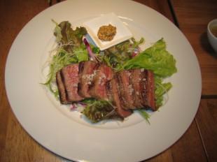 自家製熟成肉